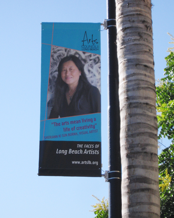 Faces of Long Beach Artists